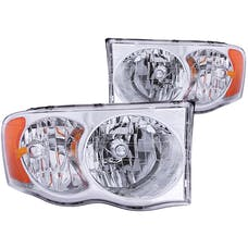 AnzoUSA 111076 Crystal Headlights
