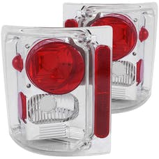 AnzoUSA 211014 Taillights Chrome