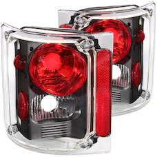 AnzoUSA 211016 Taillights Black