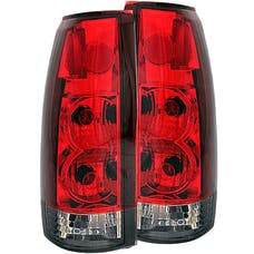 AnzoUSA 211157 Taillights Red/Smoke G2