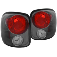 AnzoUSA 211162 Taillights Smoke