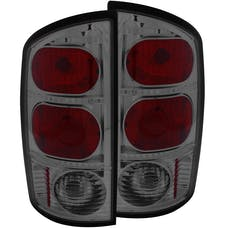 AnzoUSA 211167 Taillights Smoke