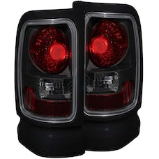 AnzoUSA 211170 Taillights Dark Smoke