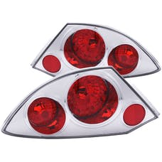 AnzoUSA 221080 Taillights Chrome