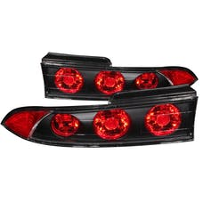 AnzoUSA 221084 Taillights Black