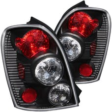 AnzoUSA 221095 Taillights Black