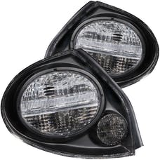 AnzoUSA 221097 Taillights Black