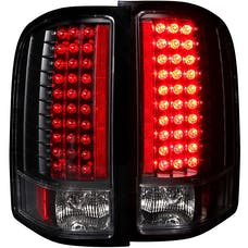 AnzoUSA 311081 LED Taillights Black