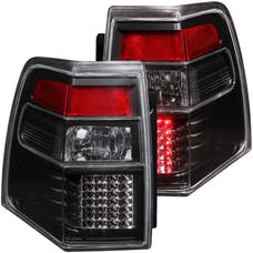 AnzoUSA 311110 LED Taillights Black