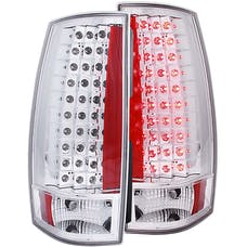 AnzoUSA 311141 LED Taillights Red/Clear G4