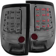 AnzoUSA 311165 LED Taillights Smoke