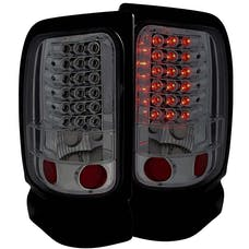 AnzoUSA 311168 LED Taillights Smoke