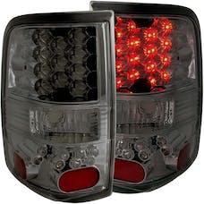 AnzoUSA 311171 LED Taillights Smoke