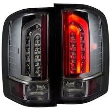 AnzoUSA 311226 LED Taillights Smoke G2