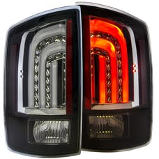 AnzoUSA 311227 LED Taillights Black G2
