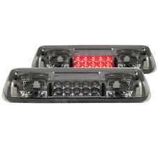 AnzoUSA 531017 LED 3rd Brake Light Smoke