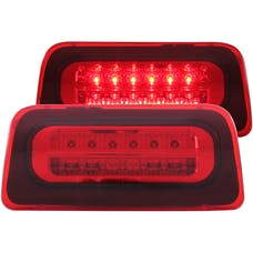 AnzoUSA 531020 LED 3rd Brake Light Red/Clear
