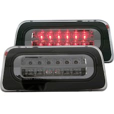 AnzoUSA 531043 LED 3rd Brake Light Smoke