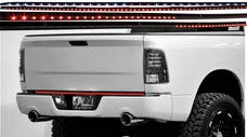 "AnzoUSA 531059 LED Tailgate Bar with Amber Scanning, 49"" 6 Function"