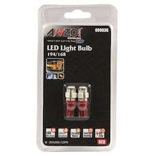 AnzoUSA 809036 194/168 Red - 5 LED's