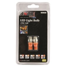 AnzoUSA 809038 194/168 Amber - 5 LED's