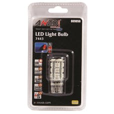 "AnzoUSA 809056 7445 Amber - 18 LED's 1 3/4"" Tall"