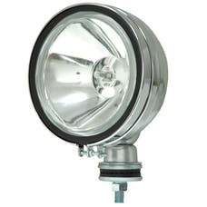 "AnzoUSA 821001 H3 6"" Round Off Road Halogen Fog Light 55W"