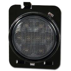AnzoUSA 861117 LED Side Fender Lights Smoke