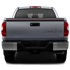 AnzoUSA 861162 OE Style Tailgate Spoiler with 5 - Function