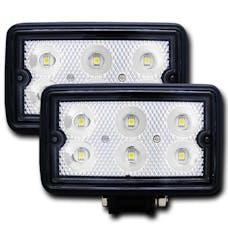 "AnzoUSA 881001 3"" x 5"" High Power LED Fog Light"