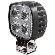 "AnzoUSA 881031 3""X 3"" High Power LED Off Road Spot Light"