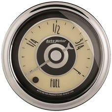 "AutoMeter Products 1108 2-1/16"" Fuel Level, FSE Universal STEPPER, Cruiser AD"