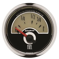 "AutoMeter Products 1115 2-1/16"" Fuel Level, 73-10 SSE"