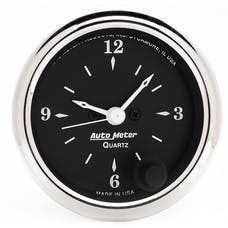 AutoMeter Products 1785 Clock  12 Volt