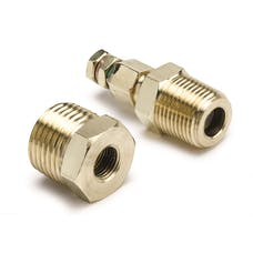 AutoMeter Products 2254 Electric Temperature Sender & Fittings