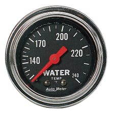 AutoMeter Products 2432 Water Temp  120-240 F