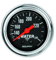 AutoMeter Products 2433 Water Temp  120-240 F