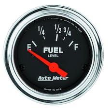 AutoMeter Products 2518 Fuel Level Gauge  16 E/158 F