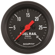 "AutoMeter Products 2686 2-1/16"" Fuel Rail Pressure Gauge - 0 to 30,000 psi"