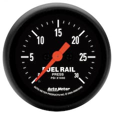 "AutoMeter Products 2693 2-1/16"" Fuel Rail Pressure Gauge  - 0 to 30,000 psi"