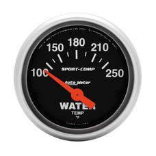 AutoMeter Products 3337 Water Temp  100-250 F