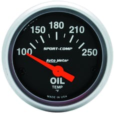 AutoMeter Products 3347 Oil Temp  100-250 F