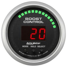 """AutoMeter Products 3381 2-1/16"""" Boost Controller Sport Comp/Sport Comp II"""