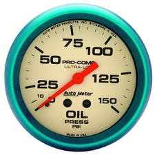 AutoMeter Products 4523 Oil Press  0-150 PSI