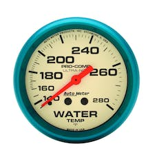 AutoMeter Products 4531 Water Temp  140-280 F
