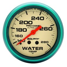 AutoMeter Products 4535 Water Temp  140-280 F