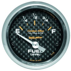 AutoMeter Products 4716 Fuel Level Gauge   240 E/33 F