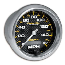 AutoMeter Products 4789 Speedo  160 MPH