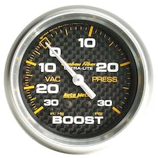 AutoMeter Products 4803 Boost/Vac  30 In. Hg/30 PSI
