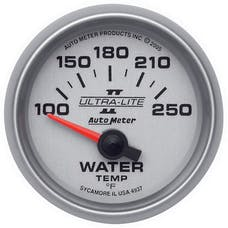 AutoMeter Products 4937 Water Temp 100-250  (SS)